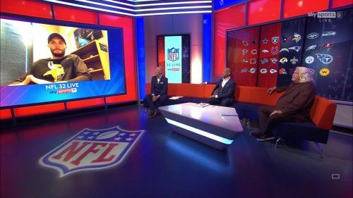 Sky Sports NFL Studio 2020 (2)