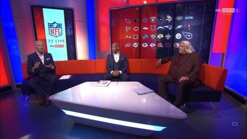 Sky Sports NFL Studio 2020 (3)