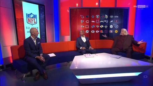 Sky Sports NFL Studio 2020 (4)