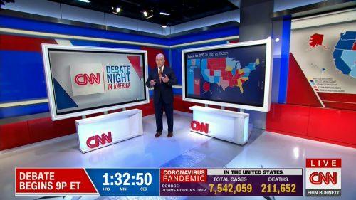 CNN HD Debate Night in America - Vice Presidential Debate 2020 (1)