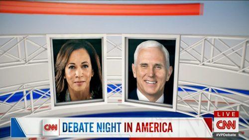 CNN HD Debate Night in America - Vice Presidential Debate 2020 (11)