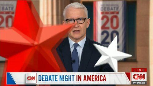 CNN HD Debate Night in America - Vice Presidential Debate 2020 (15)