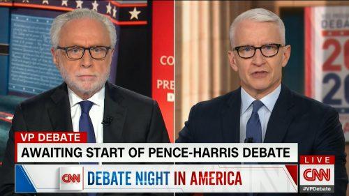CNN HD Debate Night in America - Vice Presidential Debate 2020 (17)
