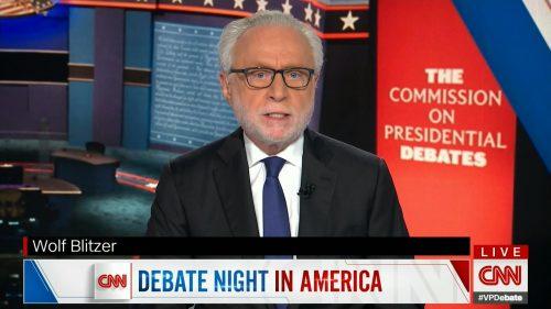 CNN HD Debate Night in America - Vice Presidential Debate 2020 (18)