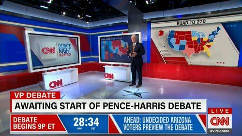 CNN HD Debate Night in America - Vice Presidential Debate 2020 (21)