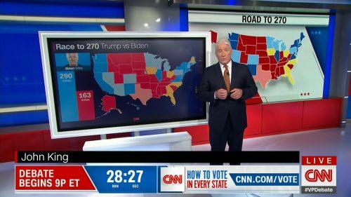 CNN HD Debate Night in America - Vice Presidential Debate 2020 (22)