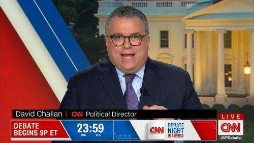 CNN HD Debate Night in America - Vice Presidential Debate 2020 (23)