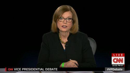 CNN HD Debate Night in America - Vice Presidential Debate 2020 (24)