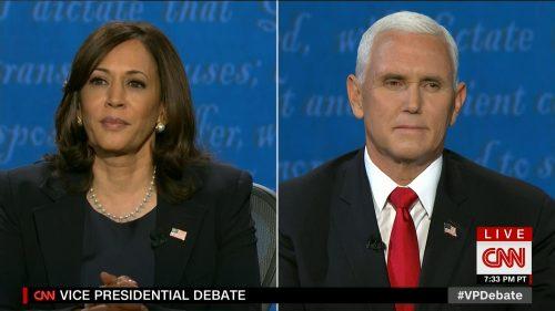 CNN HD Debate Night in America - Vice Presidential Debate 2020 (25)