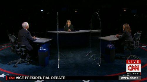 CNN HD Debate Night in America - Vice Presidential Debate 2020 (26)