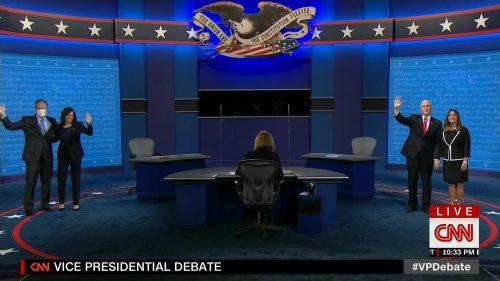 CNN HD Debate Night in America - Vice Presidential Debate 2020 (28)