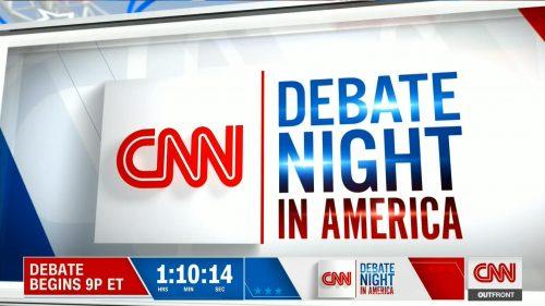CNN HD Debate Night in America - Vice Presidential Debate 2020 (7)