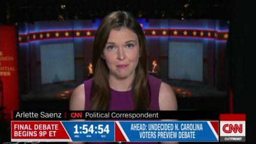CNN Presidential Debate - US 2020 (10)