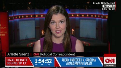 CNN Presidential Debate - US 2020 (11)