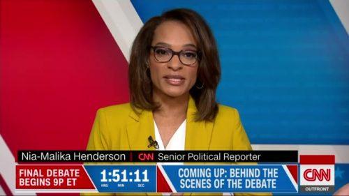 CNN Presidential Debate - US 2020 (14)