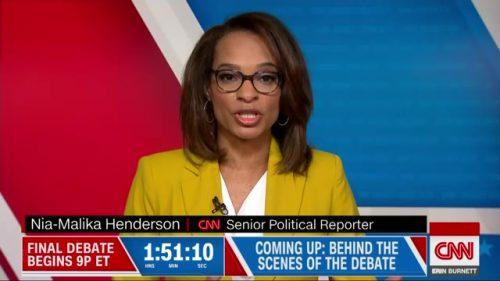 CNN Presidential Debate - US 2020 (15)