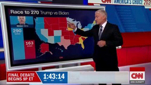CNN Presidential Debate - US 2020 (16)