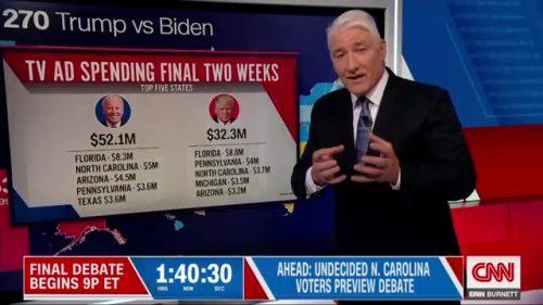 CNN Presidential Debate - US 2020 (17)