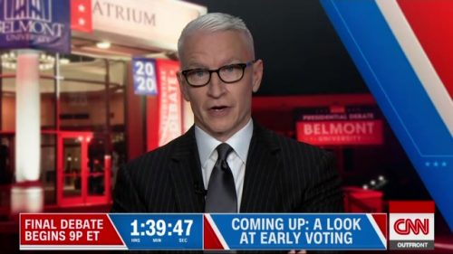 CNN Presidential Debate - US 2020 (18)