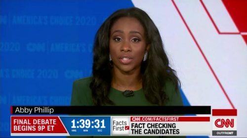 CNN Presidential Debate - US 2020 (20)
