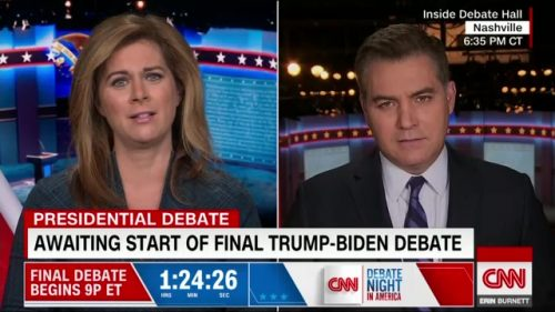 CNN Presidential Debate - US 2020 (22)