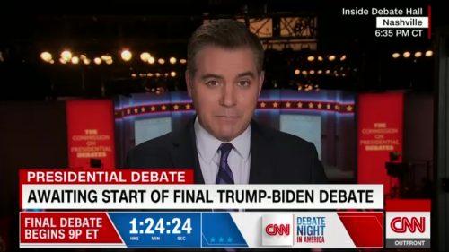 CNN Presidential Debate - US 2020 (23)