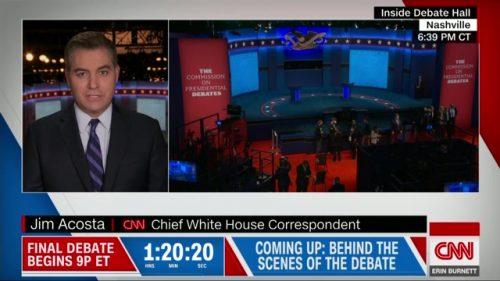 CNN Presidential Debate - US 2020 (24)