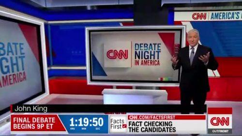 CNN Presidential Debate - US 2020 (25)