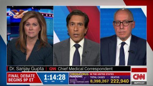 CNN Presidential Debate - US 2020 (28)