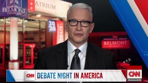 CNN Presidential Debate - US 2020 (30)