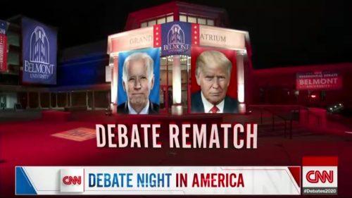 CNN Presidential Debate - US 2020 (31)