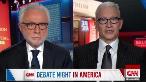CNN Presidential Debate - US 2020 (32)