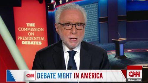 CNN Presidential Debate - US 2020 (33)