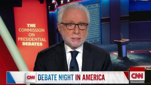 CNN Presidential Debate - US 2020 (34)