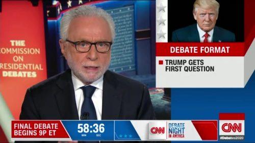 CNN Presidential Debate - US 2020 (36)