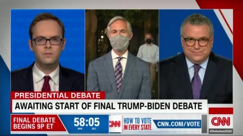 CNN Presidential Debate - US 2020 (37)