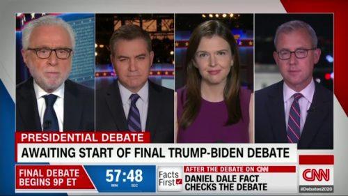 CNN Presidential Debate - US 2020 (38)