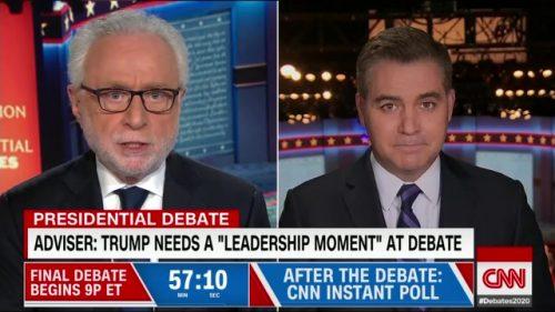 CNN Presidential Debate - US 2020 (39)
