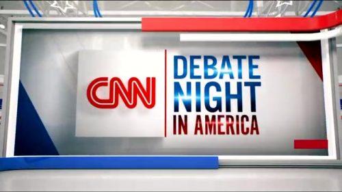 CNN Presidential Debate - US 2020 (4)