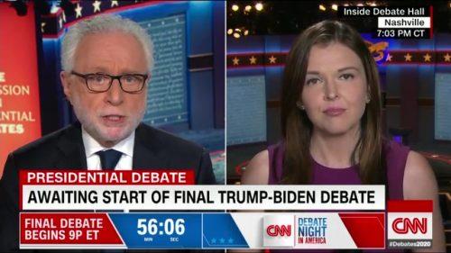CNN Presidential Debate - US 2020 (40)