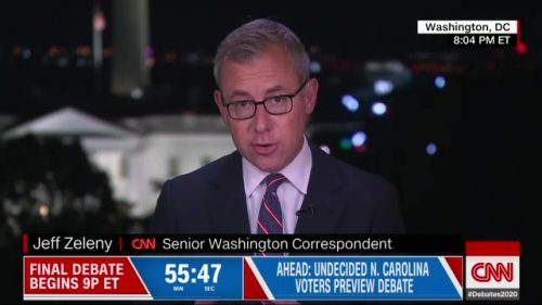 CNN Presidential Debate - US 2020 (41)