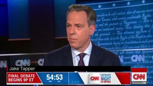CNN Presidential Debate - US 2020 (42)