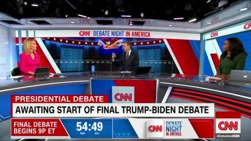 CNN Presidential Debate - US 2020 (43)