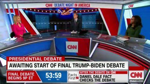 CNN Presidential Debate - US 2020 (45)