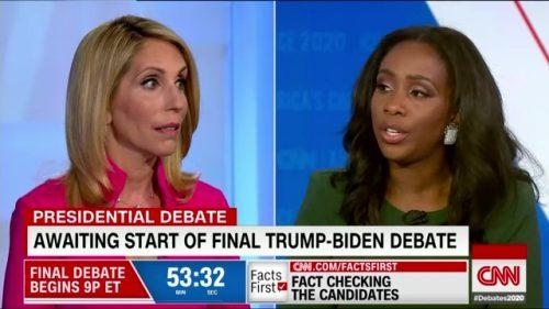 CNN Presidential Debate - US 2020 (46)