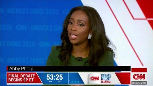 CNN Presidential Debate - US 2020 (47)