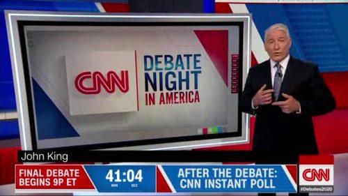 CNN Presidential Debate - US 2020 (48)