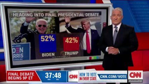 CNN Presidential Debate - US 2020 (49)