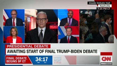 CNN Presidential Debate - US 2020 (50)