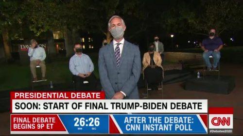 CNN Presidential Debate - US 2020 (51)
